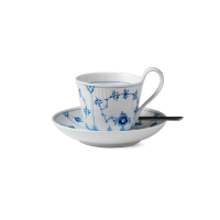 High Handle Teacup & Saucer