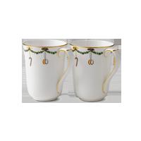 Mug set of 2